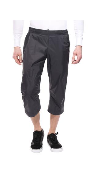 VAUDE Spray III 3/4 Pants Men black